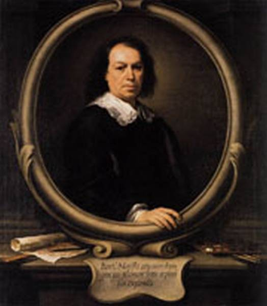 MURILLO Self Portrait 1672